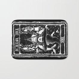 The Witch Tarot Bath Mat