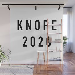 Knope 2020 Wall Mural