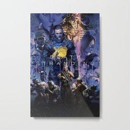 Death Stranding Metal Print