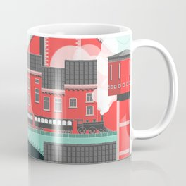 Townscape Coffee Mug