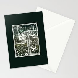 Prosperity Talisman Stationery Cards