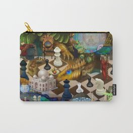 The Game is over Carry-All Pouch