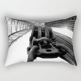 Oil Rig Rectangular Pillow