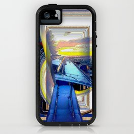 Enter The Void iPhone Case
