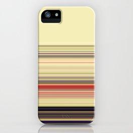 Margin iPhone Case
