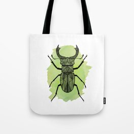 Grön Ekoxe Tote Bag