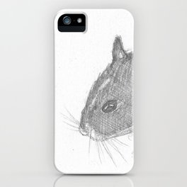 Hamster! iPhone Case