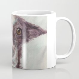 Parson, the cattle dog Coffee Mug