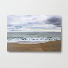 The Great Unknown Metal Print