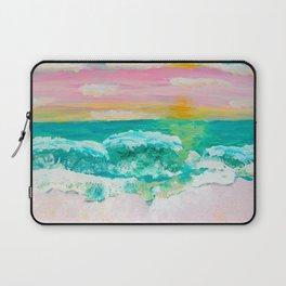 Pink Sand Sunset Laptop Sleeve