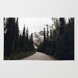 Road Trip IV / Canada Rug