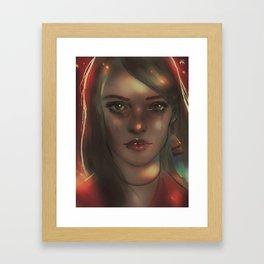 life is strange ¦ rachel amber Framed Art Print