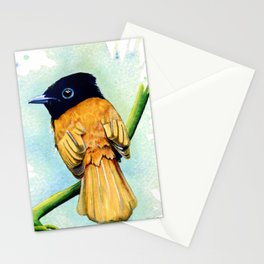 Little Brown Bird Stationery Cards