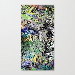 Graffundi Canvas Print