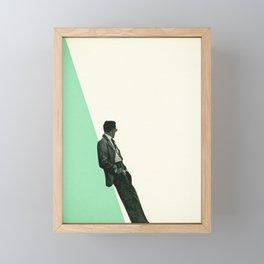 Cool As A Cucumber Framed Mini Art Print