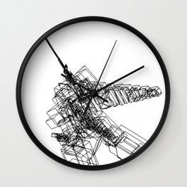 GIANTROBO Wall Clock