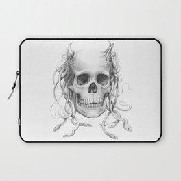 Medusa Skull Laptop Sleeve