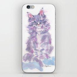 Little Violette iPhone Skin
