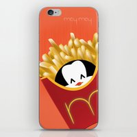 potato iPhone & iPod Skins featuring potato chips by Raimondo Tafuri