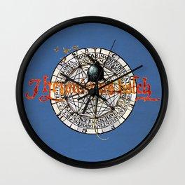 Bosch Black Crow Wall Clock