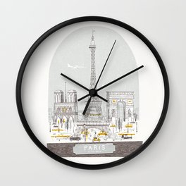 Petit Belle Wall Clock