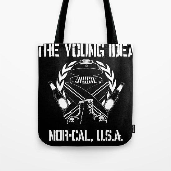 The Young Idea - NorCal Emblem Tote Bag