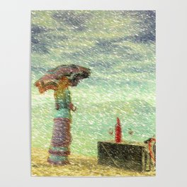 Down By The Sea Poster
