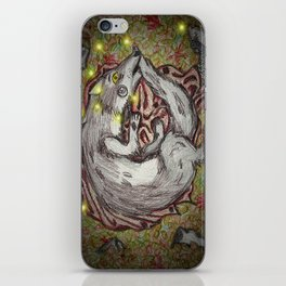 Insomnia iPhone Skin