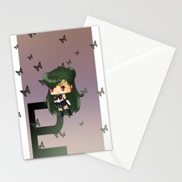 Sailor Pluto Stationery Cards
