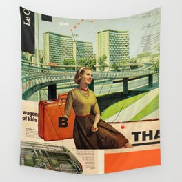 Give & Thank You Wall Tapestry