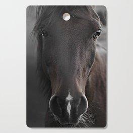 DARK HORSE Cutting Board