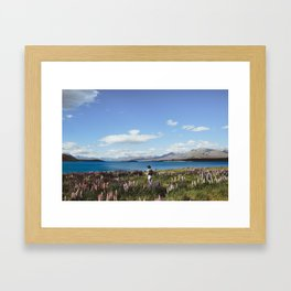 Tekapo Framed Art Print