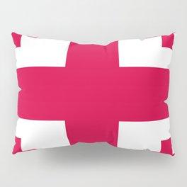 Georgia flag emblem Pillow Sham