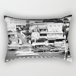 This City Rectangular Pillow