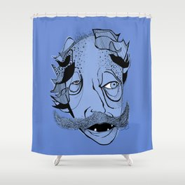 Langley Shower Curtain