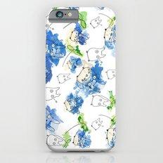 My Neighbour Pattern (White)  Slim Case iPhone 6s