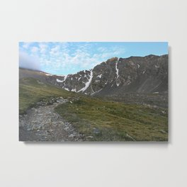 The Path To Grays & Torreys Peak Metal Print