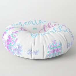 Breathe Floor Pillow