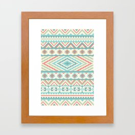 Friendship Bracelet Framed Art Print