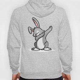 Funny Dabbing Rabbit Pet Dab Dance Hoody