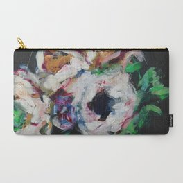 Blurred Vision Series - Ranunculus Bouqet No. 1 Carry-All Pouch