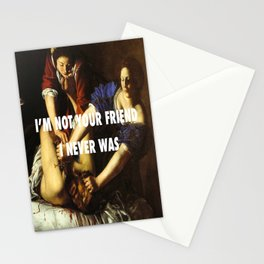 Judith Stopping Holofernes Stationery Cards