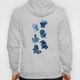 The Water Types Hoody