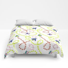 Whimsy Bugs Comforters