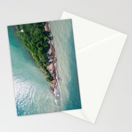 Point Pelee Aerial Stationery Cards
