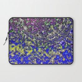 Multicolor Mandala Art Laptop Sleeve