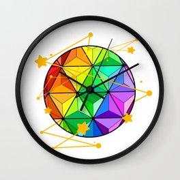 Pride-cot Wall Clock