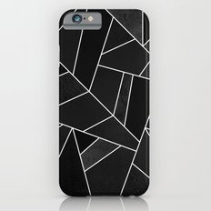 Black Stone Slim Case iPhone 6