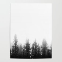 Forest Minimalist Poster