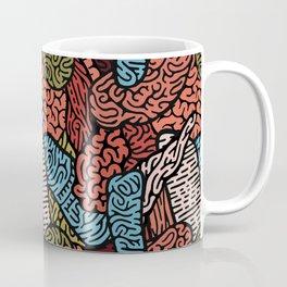 Anatomic pool Coffee Mug